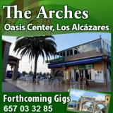 The Arches Bar and Restaurant Los Àlcazares