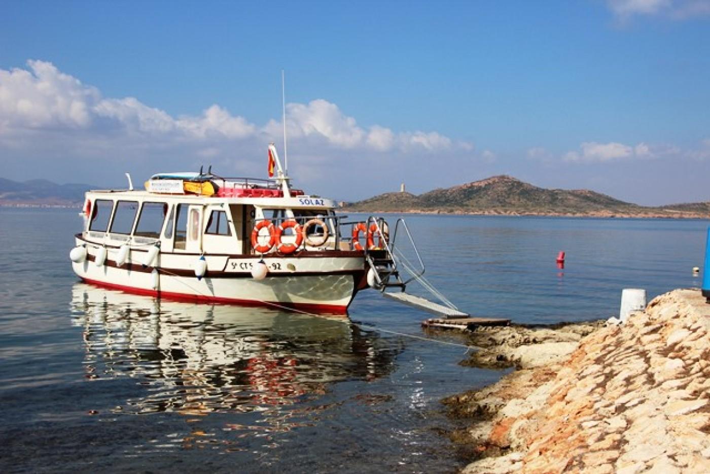 Solaz Lines Boat Trips La Manga & Mazarron