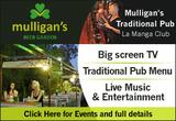Mulligans Bar La Manga Club