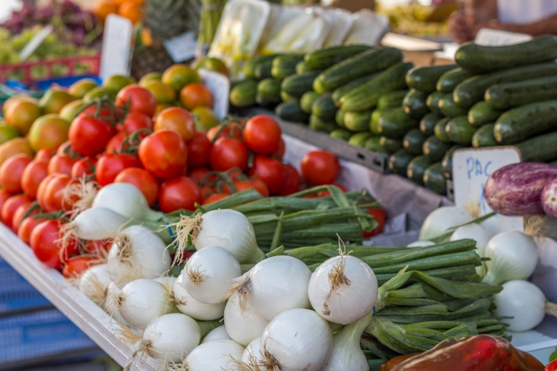 Weekly Markets in central Murcia