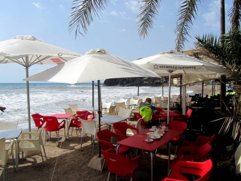 Lorca beaches: Puntas de Calnegre