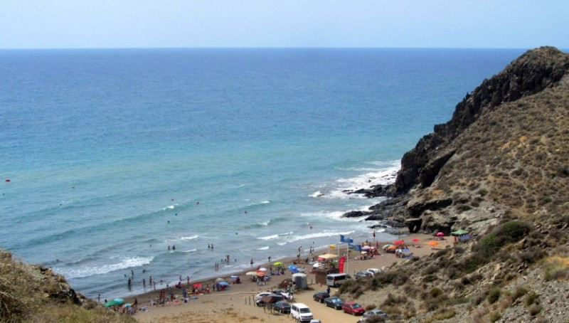 Lorca beaches: Playa or Cala de Calnegre