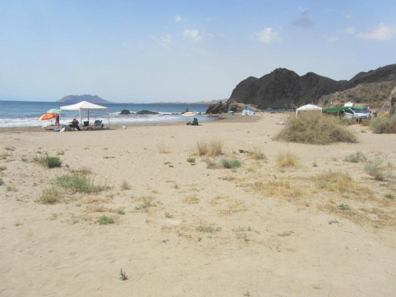 Lorca beaches: Cala Siscal