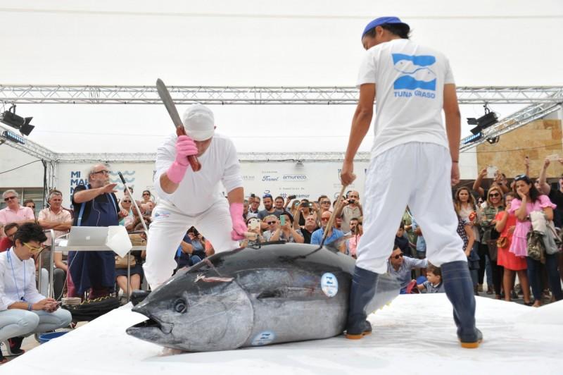 Salazones, the salt-cured fish specialities of the Region of Murcia