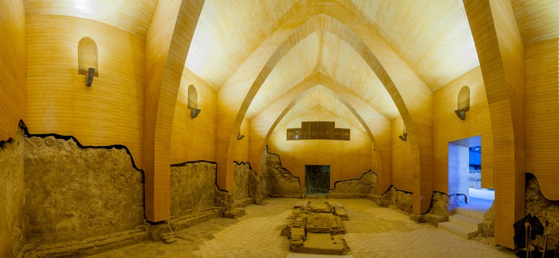Lorca Castle; The Fortaleza del Sol