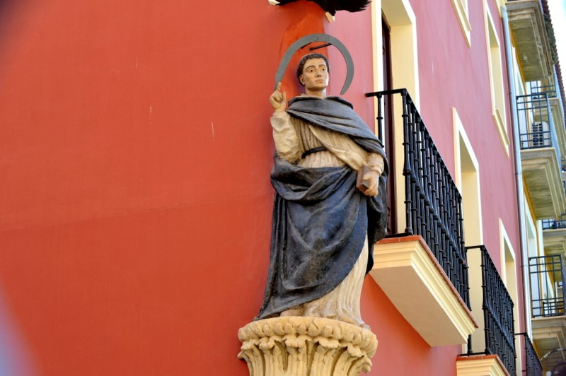 The Casa de los Marín Ponce de León in Lorca