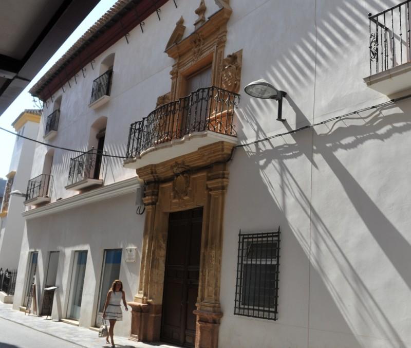 Casa de José Musso Valiente in Lorca