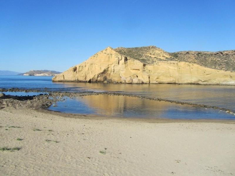 The Cuatro Calas coastal walk in Águilas SL-MU18