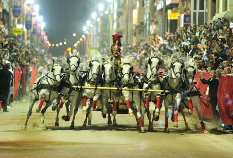 Buying tickets for the 2019 Lorca Semana Santa Easter Week processions