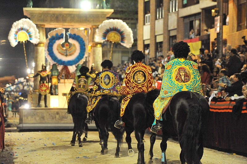 Buying tickets for the 2018 Lorca Semana Santa Easter Week processions