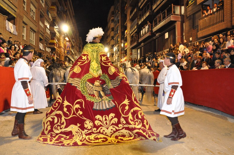 23rd March to 1st April, Semana Santa 2018 in Lorca