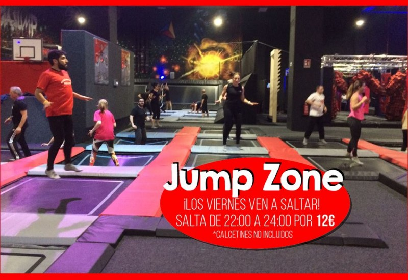 Murcia Jump, trampolining and lots more fun for kids of all ages in Murcia!