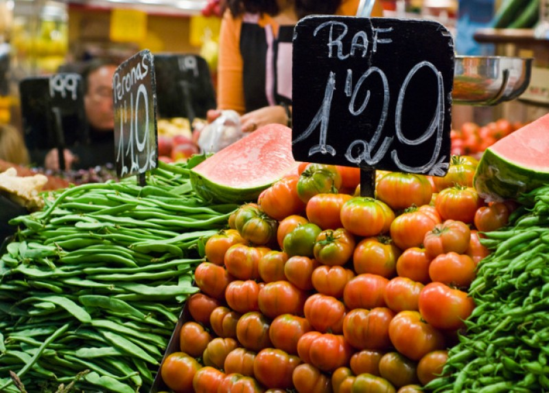 Saturday, Sunday and Monday weekly markets in the Region of Murcia
