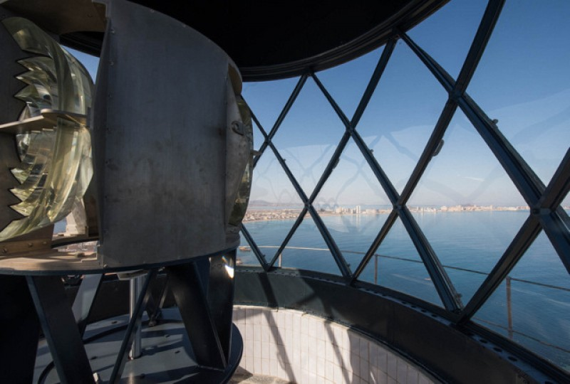 <span style='color:#780948'>ARCHIVED</span> - Cabo de Palos lighthouse to open to visitors in September