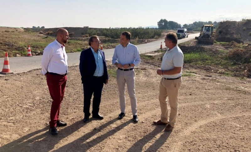 <span style='color:#780948'>ARCHIVED</span> - 1.2 million euros for new road bridge just outside Lorca
