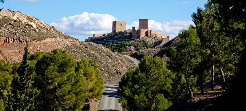 <span style='color:#780948'>ARCHIVED</span> - Lorca Castle open seven days a week this autumn
