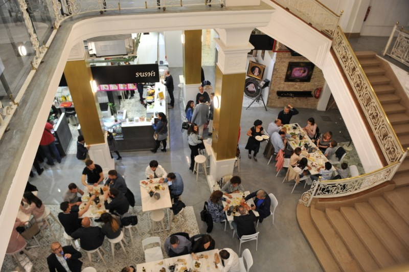 The Mercado del Sol in Lorca, the first specialist gastronomic market in Murcia
