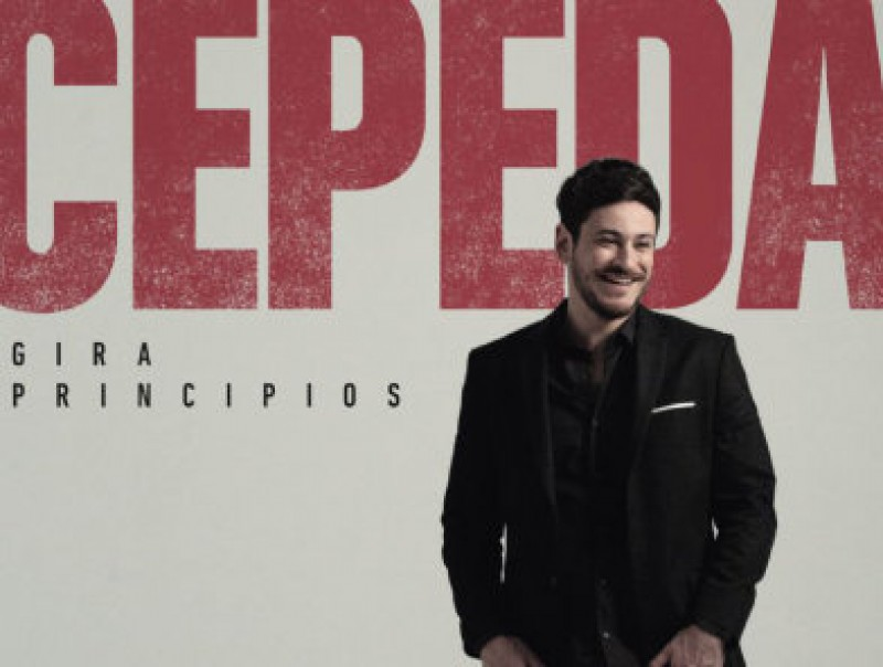 12th January, Luis Cepeda live in concert at the Auditorio Víctor Villegas in Murcia