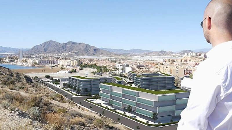 <span style='color:#780948'>ARCHIVED</span> - 400-home development to go ahead in Puerto de Mazarrón