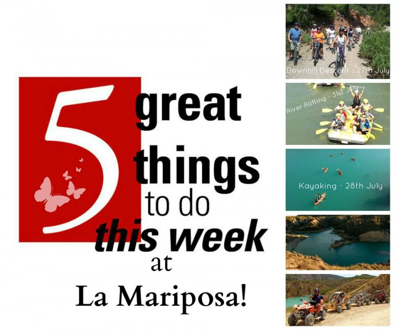7th to 13th January What's on in Alhama de Murcia