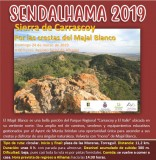 Sunday 24th March 11km walk in Majal Blanco as part of the Sendalhama programme 2019