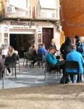 El Champañico Bistro tasty snacks and group lunches in the historic centre of Cartagena