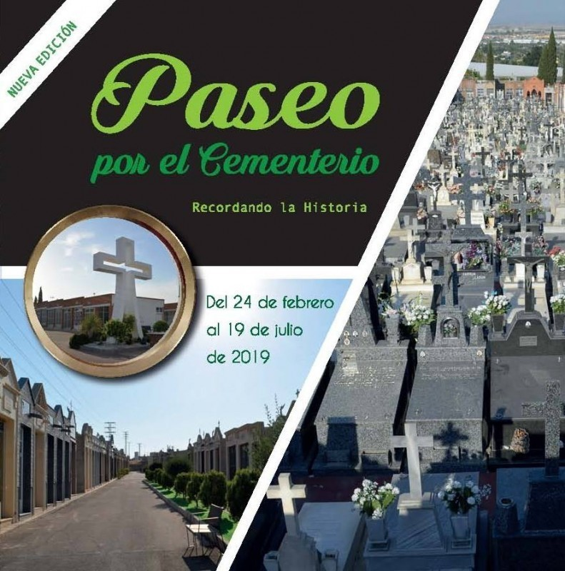 <span style='color:#780948'>ARCHIVED</span> - 19th July : Free guided nocturnal tour of Molina de Segura Cemetery