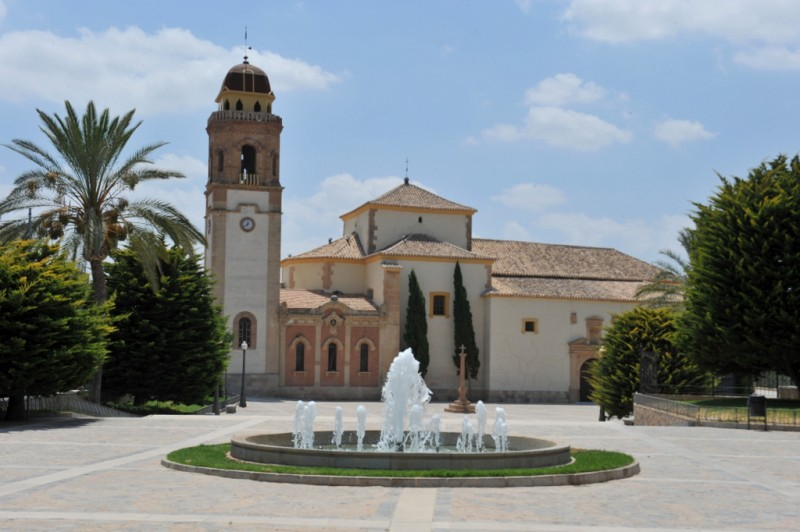 Sunday 21st July Guided tour of the Virgen de las Huertas convent in Lorca