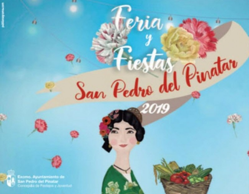 <span style='color:#780948'>ARCHIVED</span> - 14th to 20th June preliminary fiestas in San Pedro del Pinatar