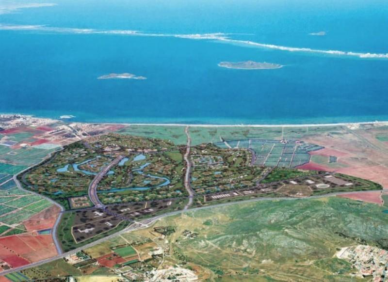 <span style='color:#780948'>ARCHIVED</span> - Banco Santander attempts to resurrect Novo Carthago resort plans in Cartagena