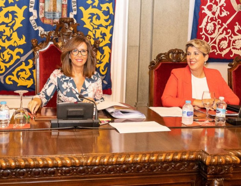 <span style='color:#780948'>ARCHIVED</span> - Cartagena Mayoress and colleagues expelled from the PSOE party