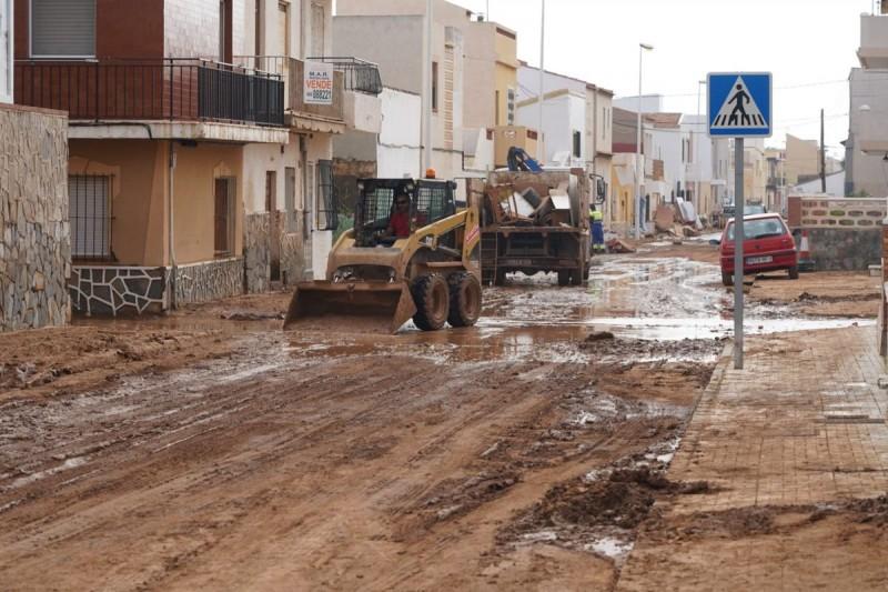 <span style='color:#780948'>ARCHIVED</span> - Murcia government calculates gota fría flooding damage at 528 million euros