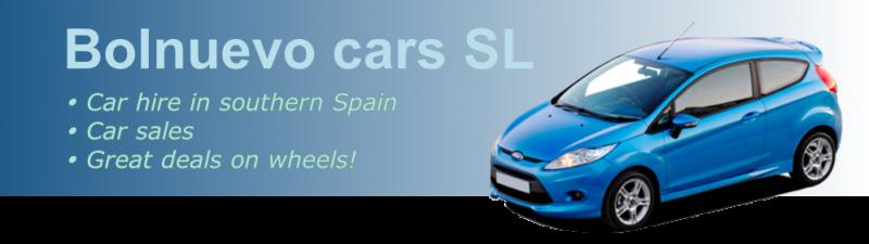 Bolnuevo Cars S.L