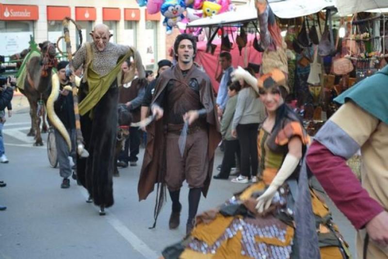 27th to 29th November 2020 Totana Mediaeval market