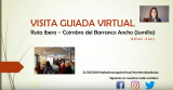 Virtual guided tour of the Coimbra del Barranco Ancho in Jumilla