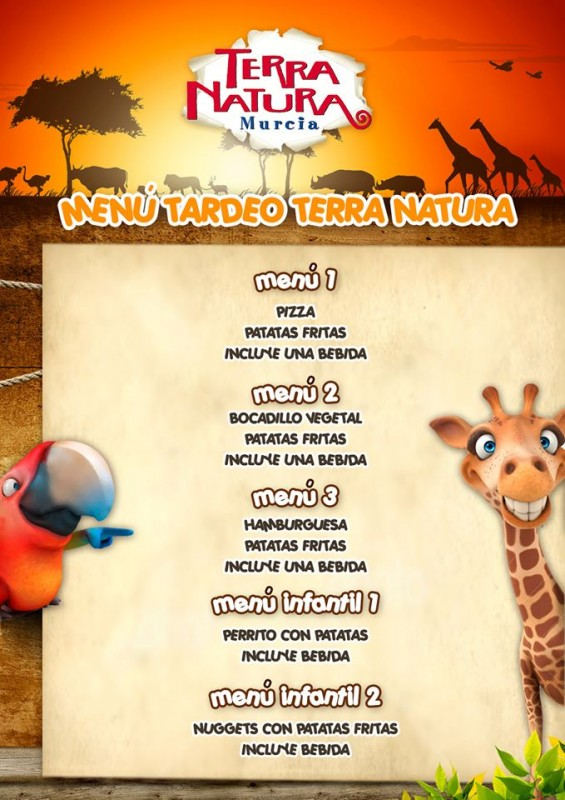 <span style='color:#780948'>ARCHIVED</span> - Terra Natura Murcia open Tuesday to Saturday evenings during June
