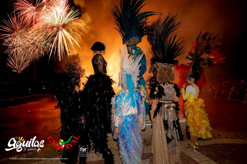Águilas announces cancellation of 2021 Carnival due to coronavirus