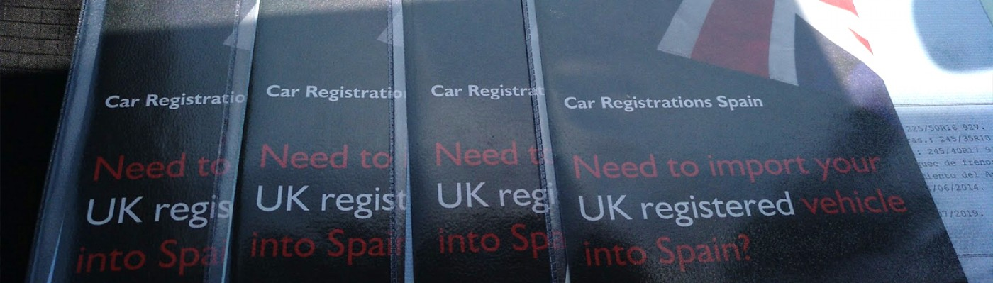 Car Registrations Spain