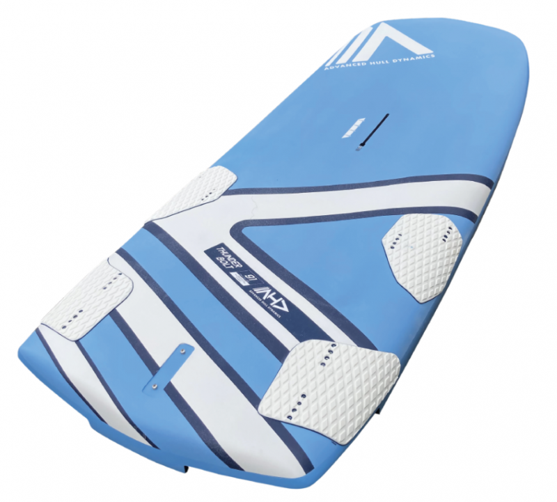 Which is best? A dedicated foil board or a slalom board conversion for windfoiling