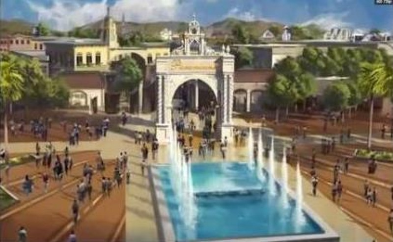 <span style='color:#780948'>ARCHIVED</span> - Murcia court rejects 41.5-million-euro compensation claim from Paramount theme park promoters