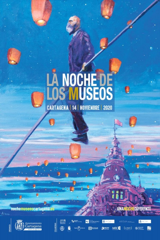 <span style='color:#780948'>ARCHIVED</span> - Registration opens for activities within the Noche de los Museos in Cartagena on May 15