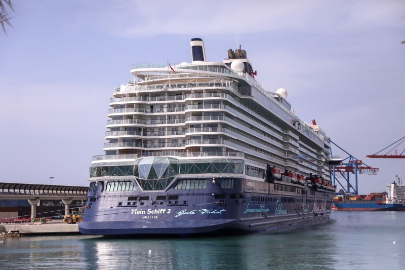<span style='color:#780948'>ARCHIVED</span> -  Malaga first mainland Spanish port to resume cruise ship tourism
