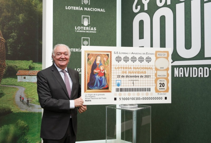 <span style='color:#780948'>ARCHIVED</span> - El Gordo Christmas lottery tickets now on sale throughout Spain!