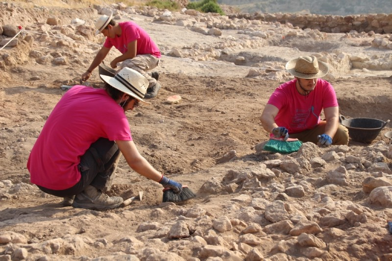 <span style='color:#780948'>ARCHIVED</span> - Summer archaeological excavation at Las Paleras in Alhama de Murcia