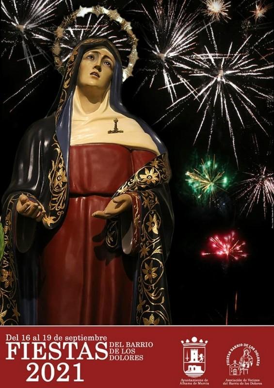 <span style='color:#780948'>ARCHIVED</span> - Fiestas de Los Dolores in Alhama de Murcia: September 15 to 19