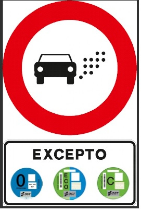 <span style='color:#780948'>ARCHIVED</span> - Thousands of vehicles to be banned from parts of large Spanish cities
