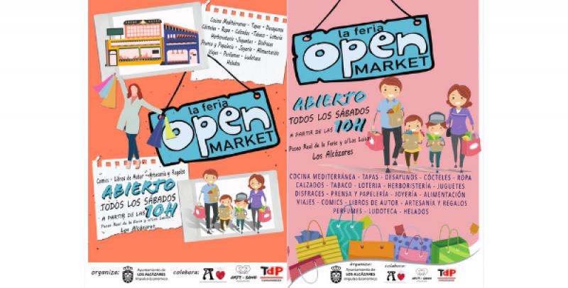 Los Alcazares Open Market is back: Saturdays at 10am