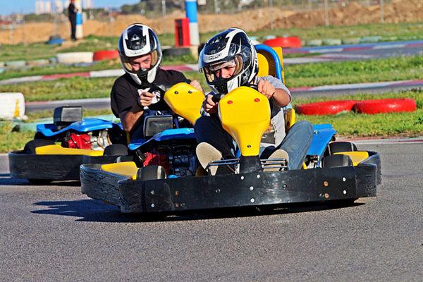 Go Karts Mar Menor, go-karting track between Los Alcázares and San Javier