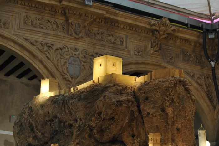 The Palacio de Guevara in Lorca