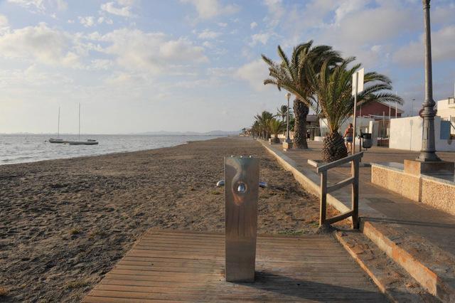 Cartagena beaches: Punta Brava